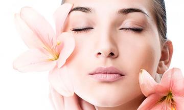 Os tratamentos tops de rosto femininos